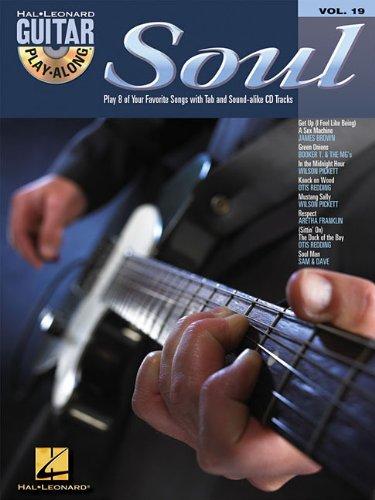 9780634056307: Soul: Guitar Play-along: 19