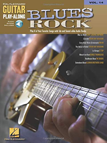 9780634056345: Blues Rock Guitar Play-Along Vol 14 CD (Guitar Play-Along, 14)