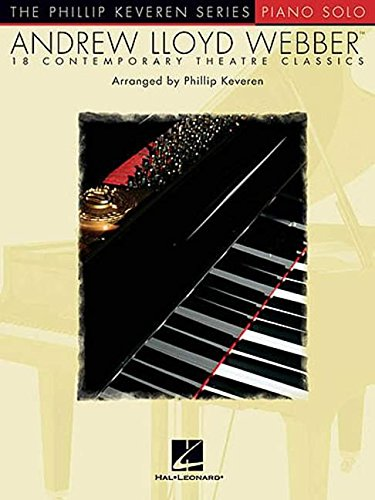 9780634056604: Andrew Lloyd Webber Solos: The Phillip Keveren Series