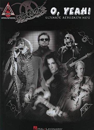 9780634056741: Aerosmith - O, Yeah!: Ultimate Aerosmith Hits