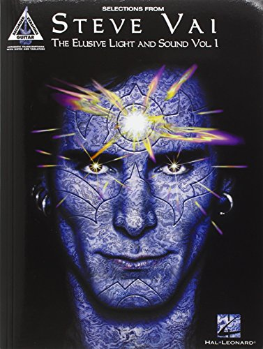 Steve Vai - Selections from The Elusive Light and Sound, Vol. 1 (Guitar Recorded Version) (0634056859) by Steve Vai