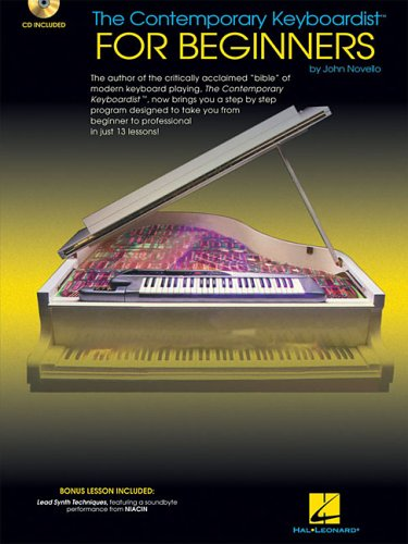 9780634057113: The Contemporary Keyboardist for Beginners