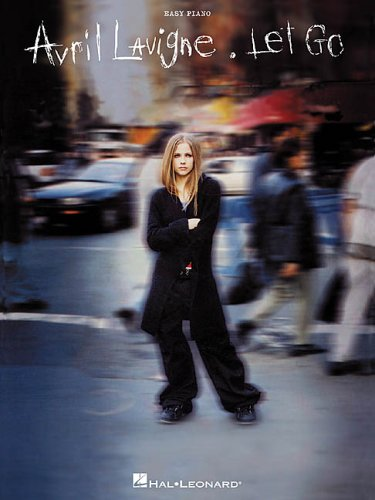 9780634057762: Avril Lavigne - Let Go: Easy Piano