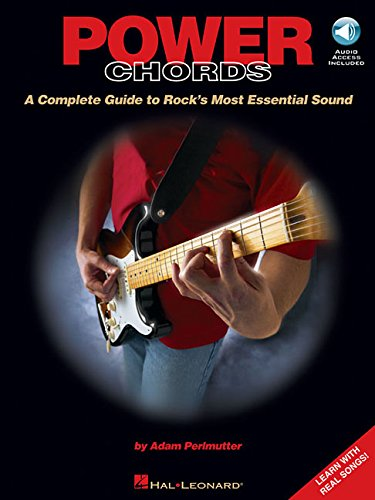 9780634057892: Power Chords: A Complete Guide to Rock's Most Essential Sound