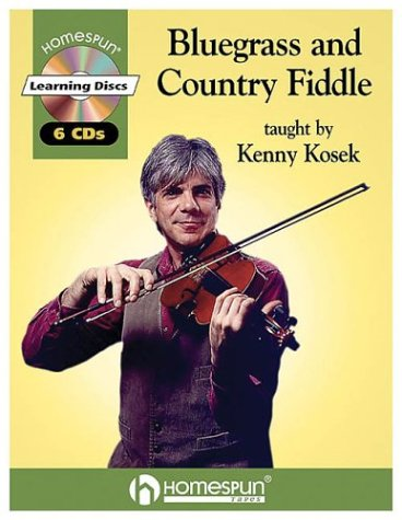 9780634059162: BLUEGRASS AND COUNTRY FIDDLE (BOOK/6 CDS) (Homespun(r))