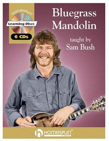 9780634059179: BLUEGRASS MANDOLIN (BOOK/6 CDS) (Homespun(r))