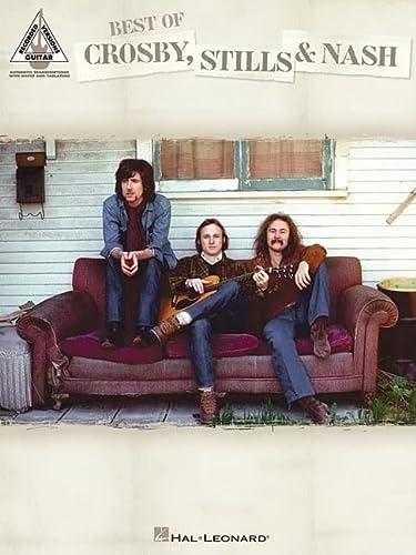9780634059216: Best of Crosby, Stills & Nash (Recorded Versions Guitar)