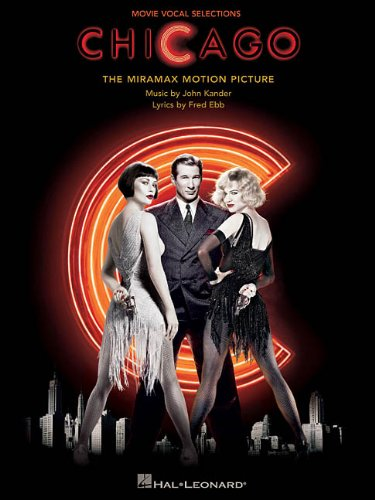 9780634059551: Chicago (Movie): Vocal Selections