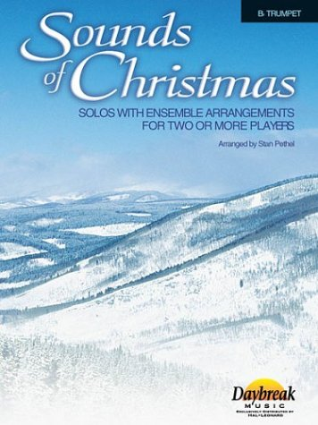 9780634059575: Sounds of Christmas: Solos with Ensemble Arrangements for Two or More Players Bk/Online audio