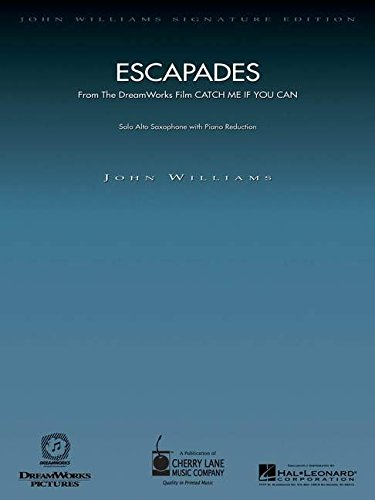 9780634059704: Escapades from Catch Me If You Can (John Williams Signature Edition ¯ Woodwind)