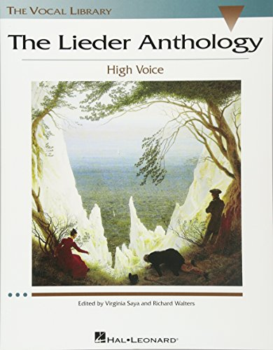 9780634060076: The Lieder Anthology: High Voice