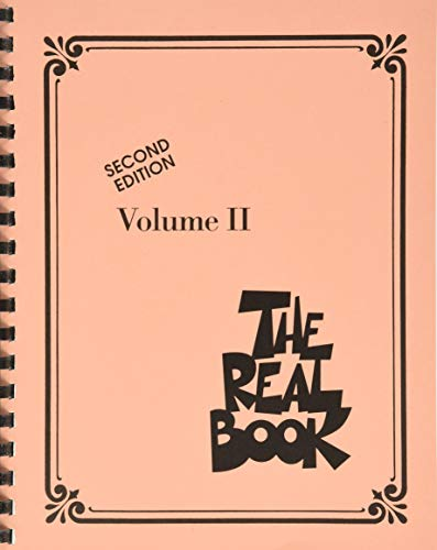 9780634060212: The Real Book - Volume II: C Edition (Fake Book)