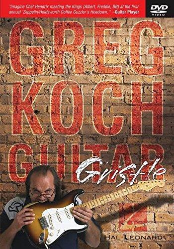 9780634060403: Koch Greg Guitar Gristle Gtr DVD