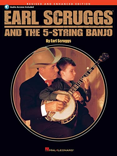 9780634060427: Earl Scruggs and the 5-String Banjo: Revised and Enhanced Edition - Book with CD