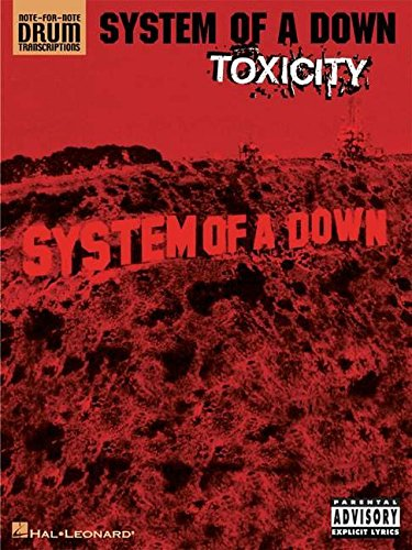 9780634060588: System of a Down: Toxicity: Drum Recorded Versions (Note for Note Drum Transcriptions)