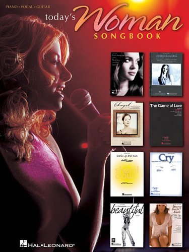 9780634060618: Today's Woman Songbook