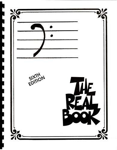 9780634060762: The Real Book: Bass Clef, Sixth Edition