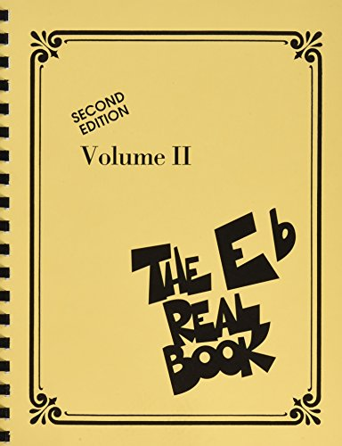 9780634060786: The Real Book - Volume II: Eb Edition