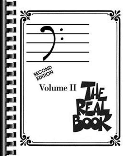 9780634060793: The Real Book - Volume II: Bass Clef Edition