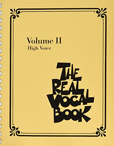 9780634060816: The Real Vocal Book: 2