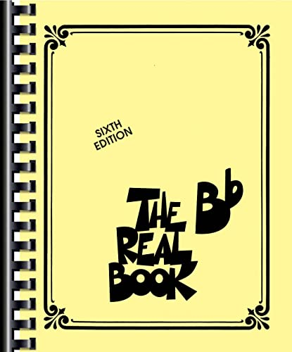 The Real Book (B Flat, Sixth edition)