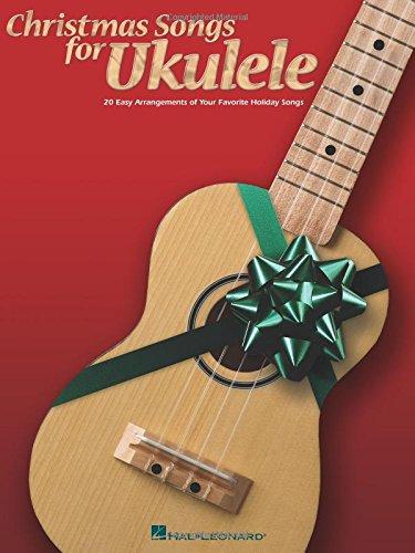 9780634060885: Christmas songs for ukulele ukulele