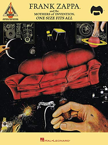 9780634061110: Frank Zappa And The Mothers Of Invention: One Size Fits All (Frank Zappa & the Mothers of)