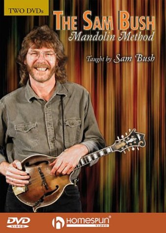 9780634061295: The Sam Bush Mandolin Method