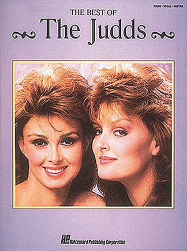 9780634061332: The Best of The Judds [Piano/Vocal/Guitar]