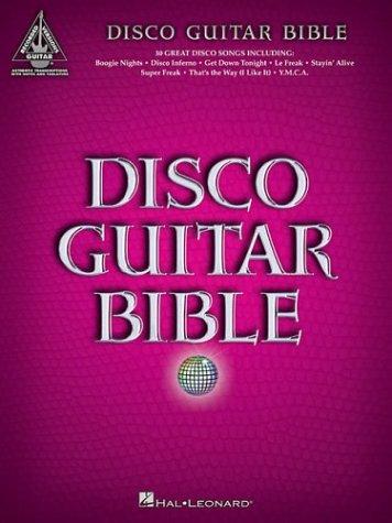 9780634061356: Disco Guitar Bible