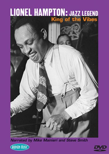 9780634061448: Lionel Hampton: Jazz Legend - King Of The Vibes. Pour Vibraphone