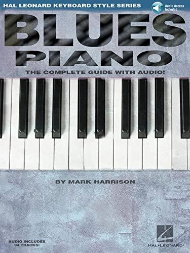 9780634061691: Blues Piano: Hal Leonard Keyboard Style Series