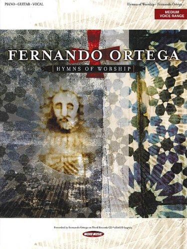9780634062223: Fernando Ortega - Hymns of Worship