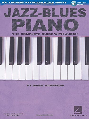 9780634062247: Jazz-Blues Piano: The Complete Guide with CD!