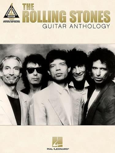9780634062865: The Rolling Stones Guitar Anthology (Guitar Recorded Versions)