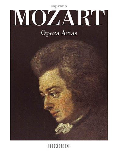 9780634063169: Mozart Opera Arias: Soprano
