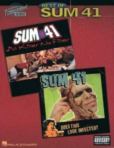9780634064036: Sum 41 Best of 4th Edition Transcribed Scores