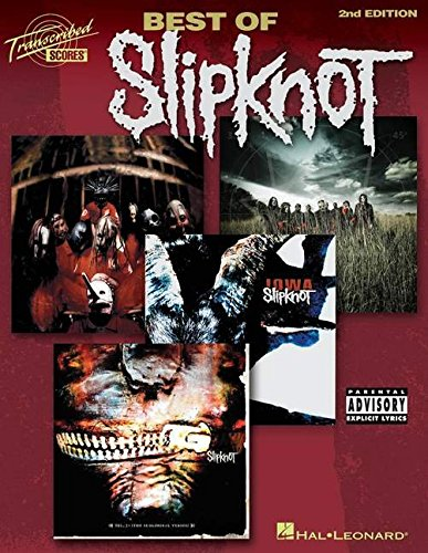 9780634064043: Best Of Slipknot (Score) 2nd Edition (Transcribed Scores)