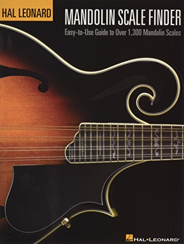 9780634064357: Mandolin Scale Finder: Easy-to-Use Guide to Over 1,300 Mandolin Scales