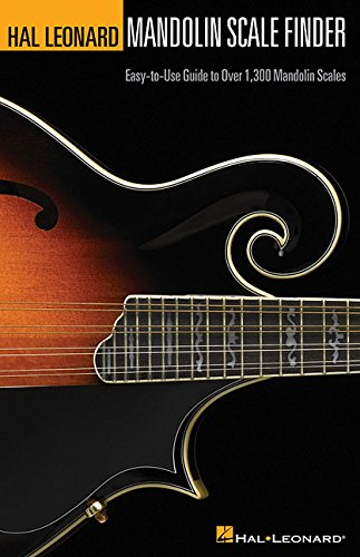9780634064388: Mandolin Scale Finder: Easy-To-Use Guide to over 1,300 Mandolin Chords