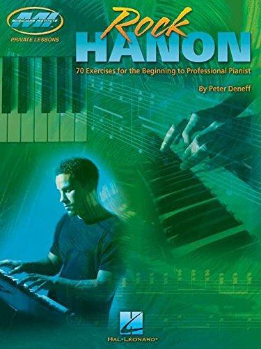 9780634064401: Rock Hanon: Private Lessons Series