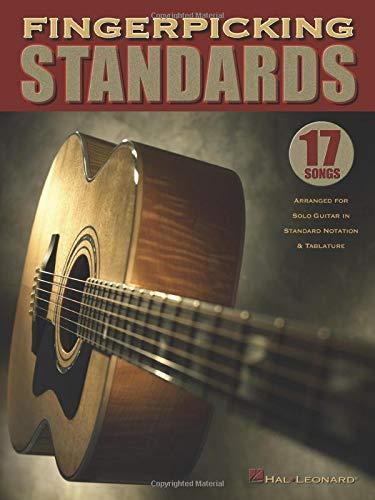 9780634065361: Fingerpicking Standards: 17 Songs Arranged for Solo Guitar in Standard Notation & Tablature