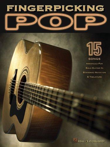9780634065392: Fingerpicking pop guitare