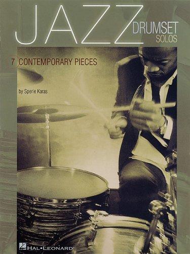 9780634065491: Jazz Drumset Solos: Seven Contemporary Pieces