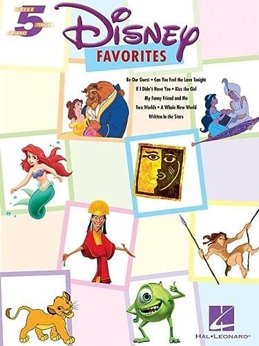 9780634066351: Disney Favorites