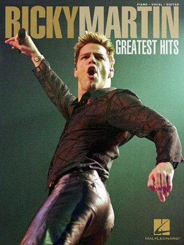 9780634066658: Ricky Martin: Greatest Hits