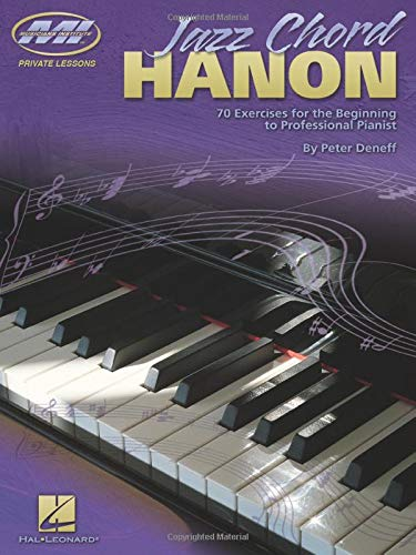 9780634066665: Jazz Chord Hanon: 70 Exercises for the Beginning to Professional Pianist (Musicians Institute)