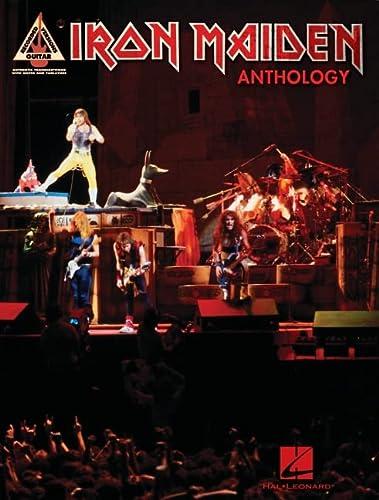 9780634066900: Iron Maiden Anthology