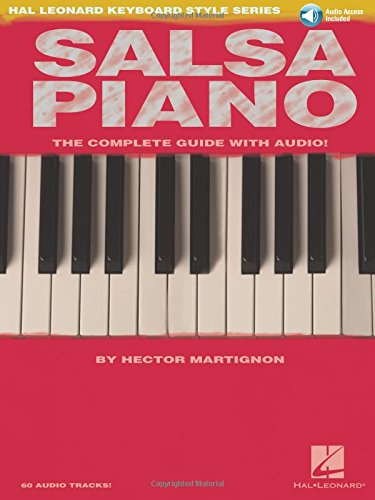 9780634067006: Salsa piano - the complete guide with CD piano (Hal Leonard Keyboard Style)