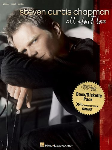 9780634067068: Steven Curtis Chapman - All About Love: P/V/G